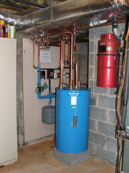 Which Heating Boiler System Would I Install Technical